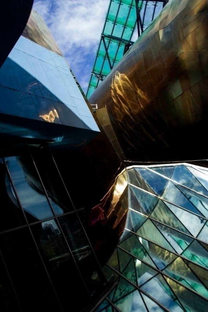 buildings - seattle, moment, abstract - mpz_arte | ello