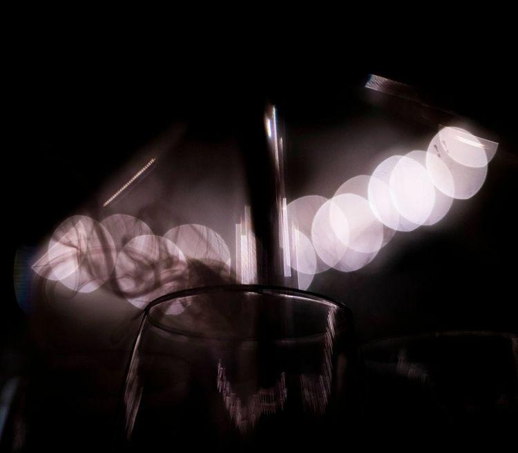 Lights - christmaslights, smoke - mpz_arte | ello