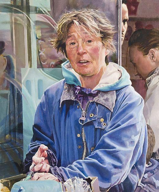 Amazing paintings Carrickfergus - nettculture | ello