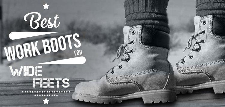 Work Boots Wide Feet: Feet 2020 - 71atelje | ello