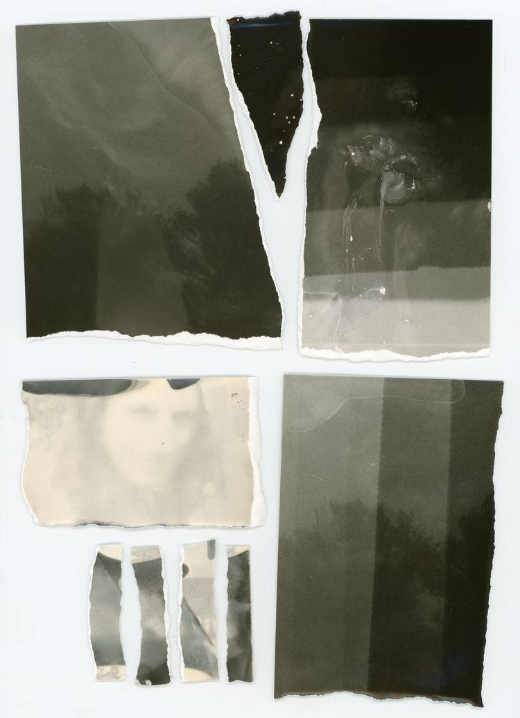 Silver Gelatin Collage Papers C - futileautmn   ello