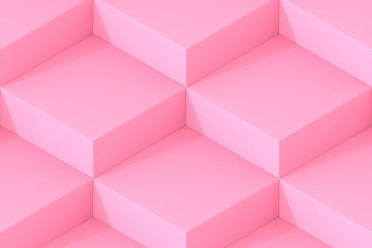 Rose Square Abstract Background - dmitrykovalev   ello