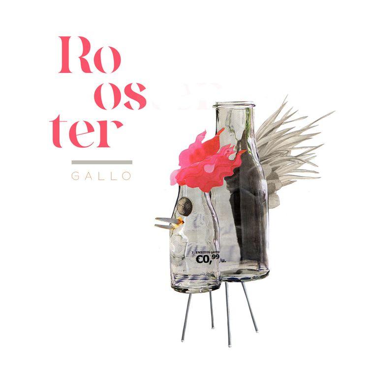 love littl rooster - imanolbuisan | ello