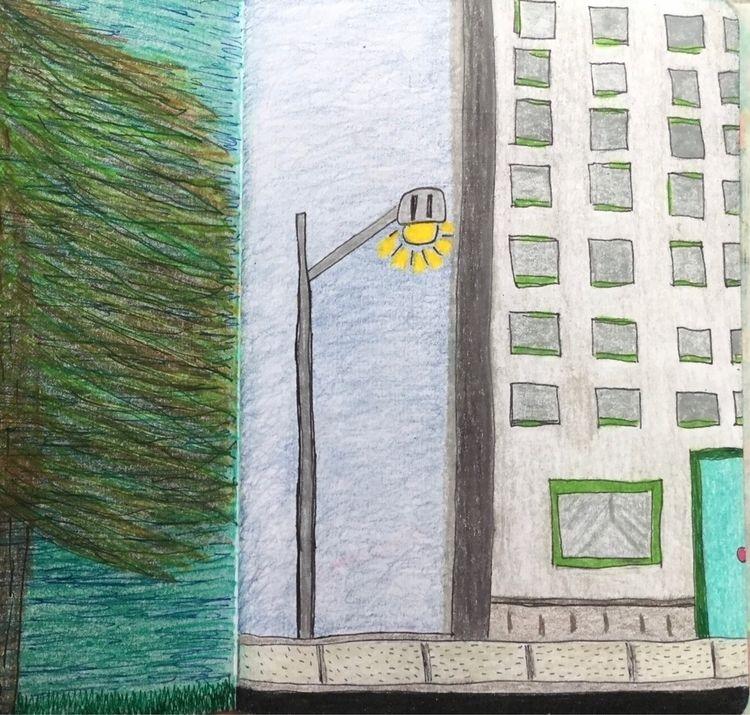 Work progress!!! page sketch bo - laurabalducci | ello