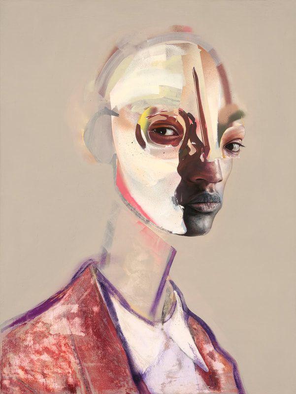 Amazing paintings Irish painter - nettculture | ello