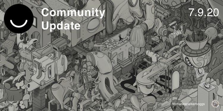 Community Update 7/9/2020 Ciao - elloblog | ello