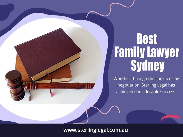 Family Lawyer Sydney family law - sterlinglegal | ello