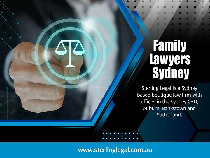 Family Lawyers Sydney lawyers a - sterlinglegal | ello