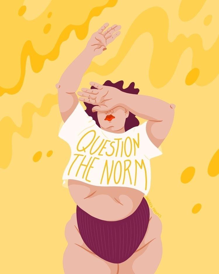 questioning norm marketing comm - andreaforgacs | ello