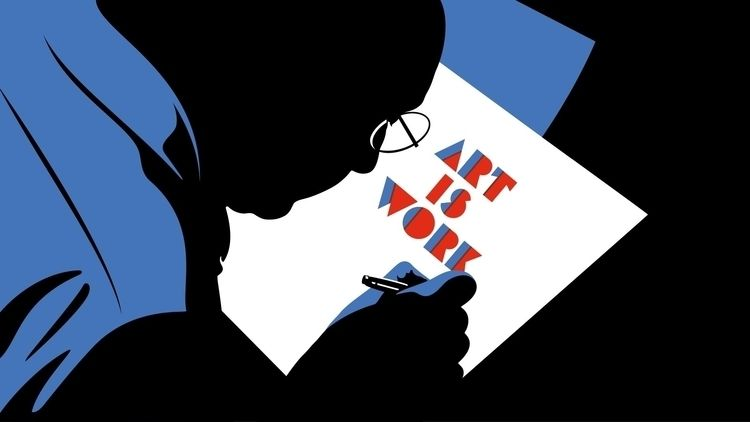 Tribute Milton Glaser, inspired - nomadunicorn   ello