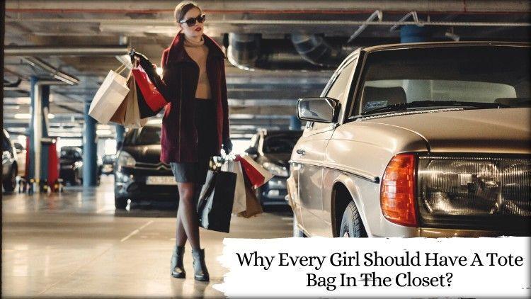 Girl Tote Bag Closet - himariasmith | ello
