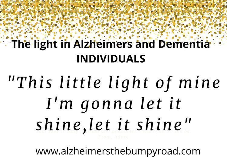 light Dementia Individuals gonn - alzheimerscare | ello