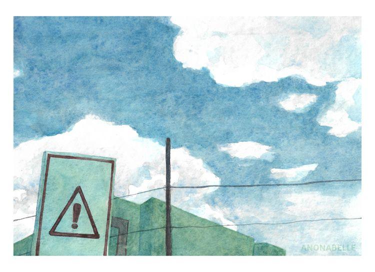Skybound Aug 2019 watercolors 2 - anonabelle   ello