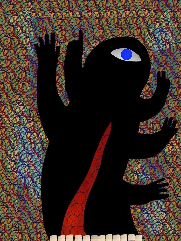 """Death Cult 2020: Pile High Pla - dickiesaul | ello"