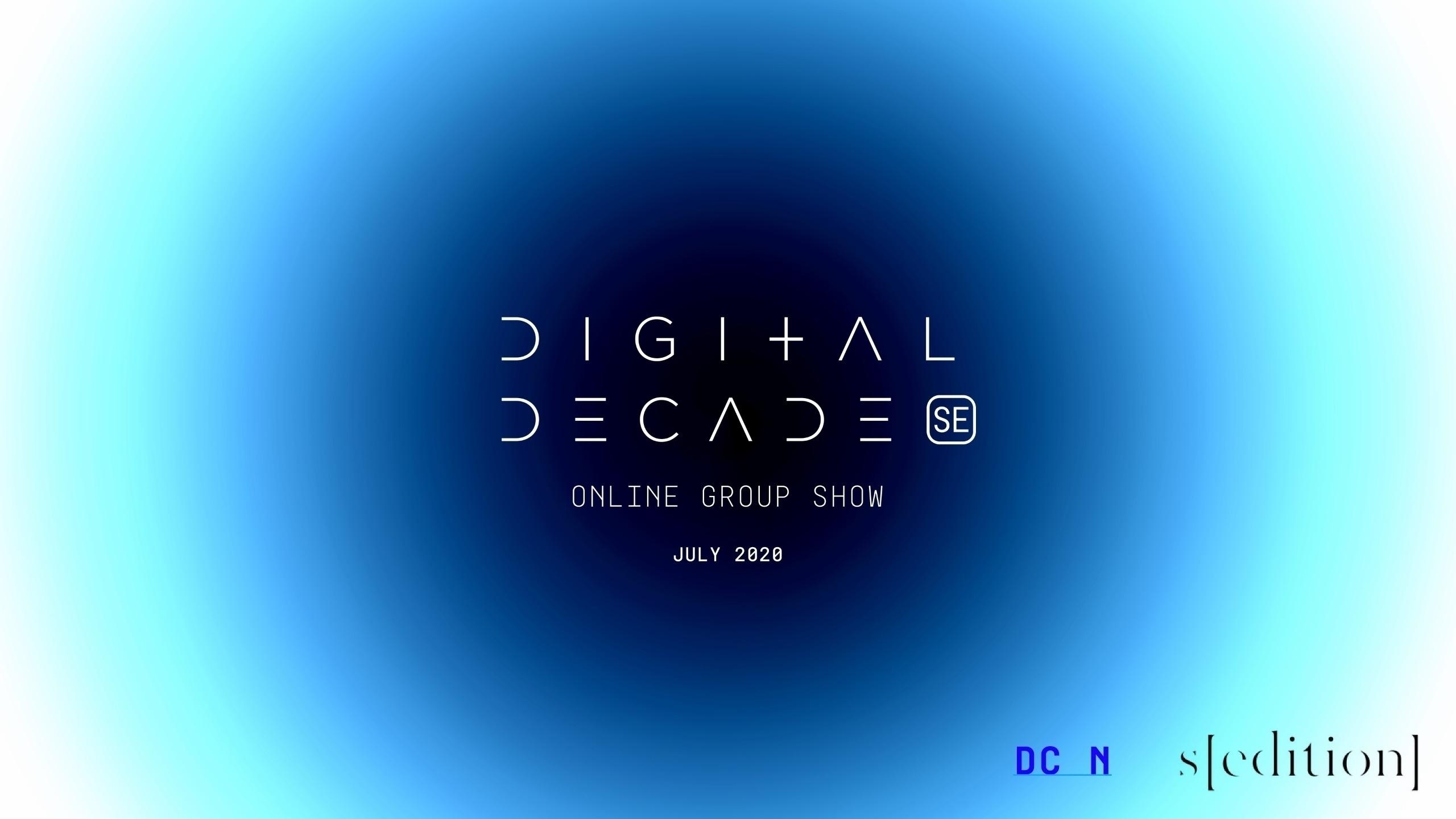 DIGITAL DECADE SE 2020 Digital  - digitaldecade | ello