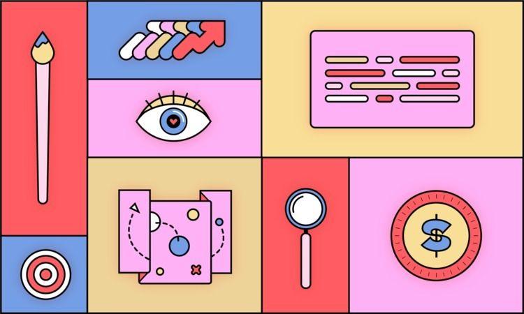 illustration,, colors,, fun - operil | ello