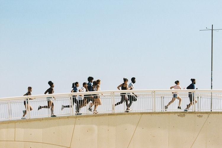 adidas Run Oceans global moveme - artlaynee | ello