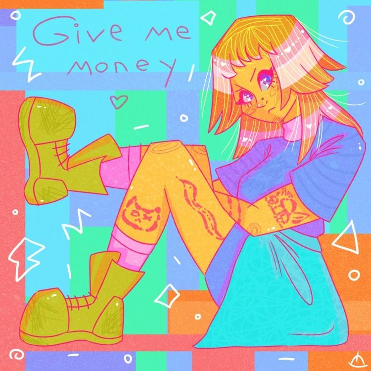money - cursedsor | ello