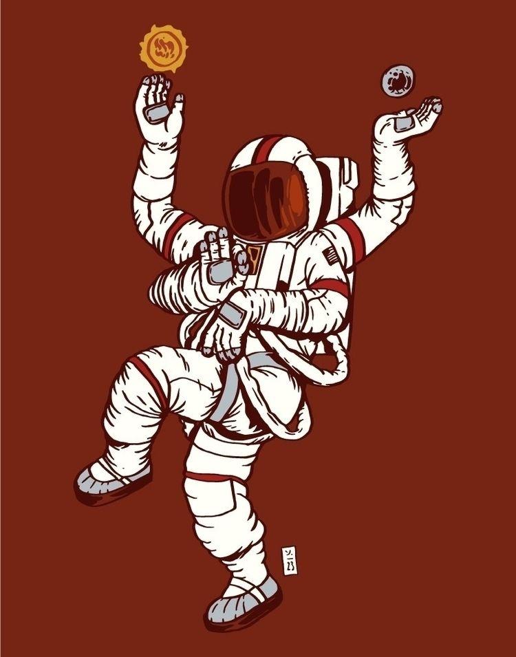 Cosmic Balance - thomcat23   ello
