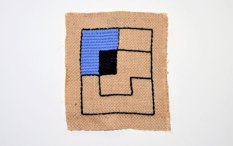 serie   wool line sackcloth tap - custodioartwork   ello