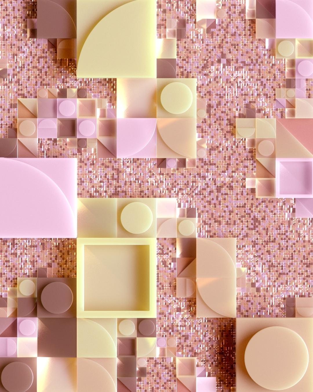 series generative compositions - shystudio | ello