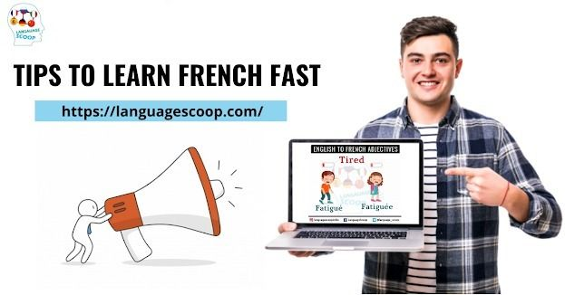 Learn French Easily - Powerful  - languagescoop | ello