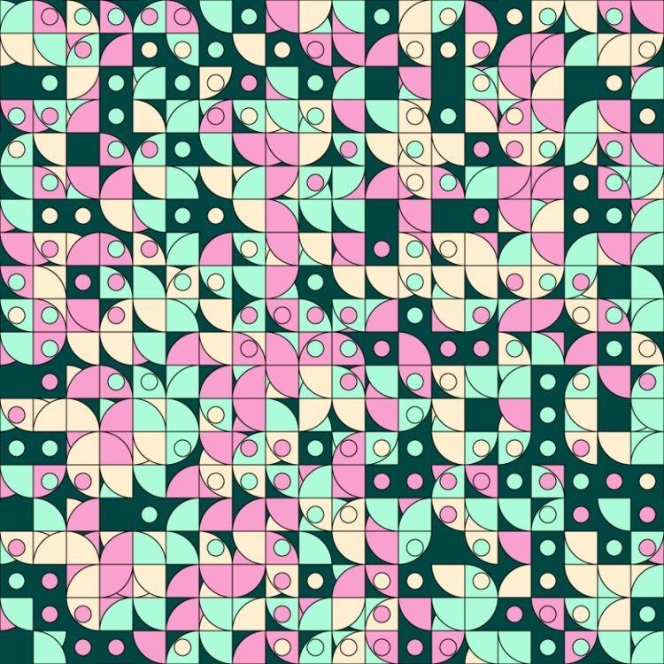 Geometric Shapes / 200801 - sasj | ello