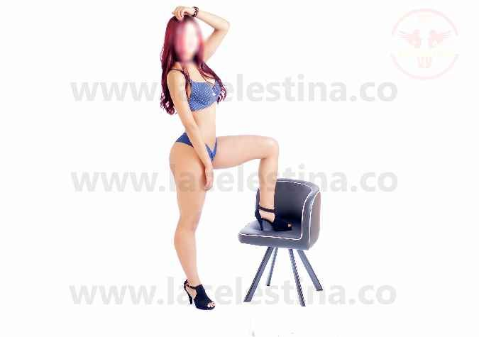 Sofi luxury escort Medellin. 18 - lacelestinagirl   ello