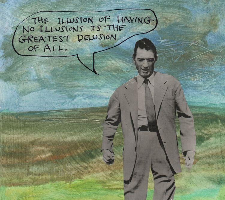 hiding illusion - illusions, delusions - stoicmike   ello