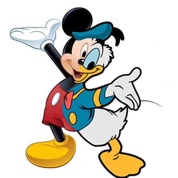 Duck la Mickey - charles_3_1416   ello