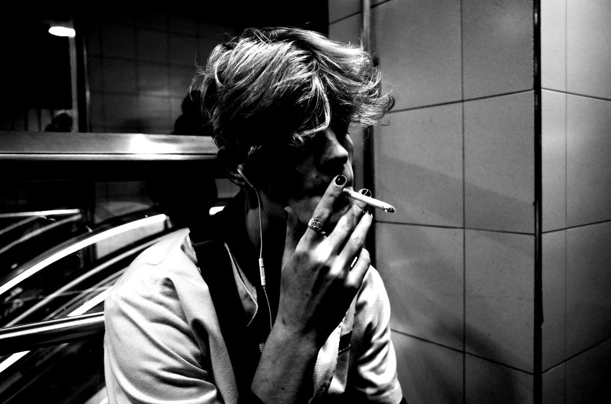 Ziggy Stardust - blackandwhite, blackandwhitephoto - petersteinmetz | ello