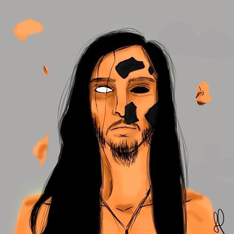 post art, drawings hobby love!  - larisfo   ello