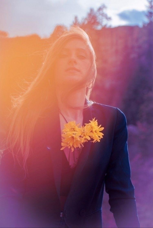 heart bloomed sunflowers face l - kjett | ello