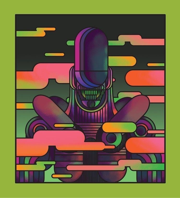 years Crazy 4 Cult open piece A - scott_balmer | ello