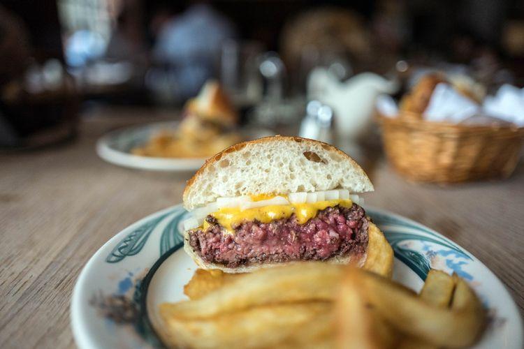 Peter Steakhouse Brooklyn lucky - danielkrieger | ello