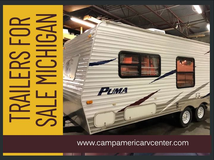 Trailers Sale Michigan travelin - campamericarvcenter | ello