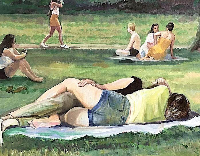 People Washington Square Park M - atsushiohashi   ello
