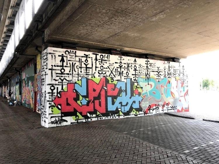 _Painting | Mural weekend teame - domi-nique | ello