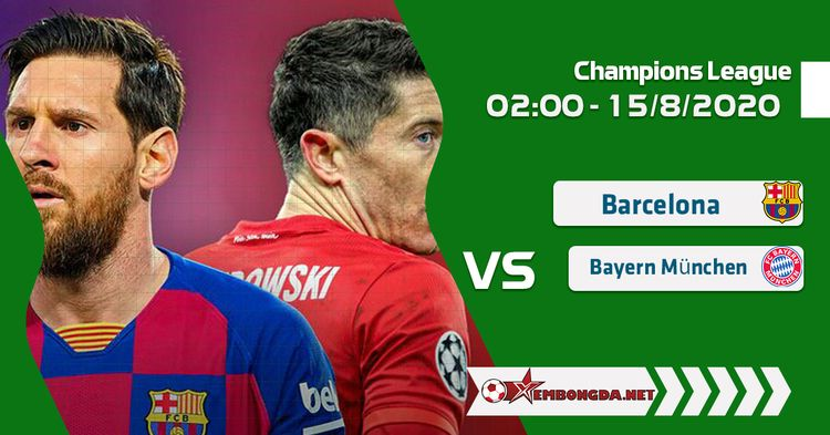 [Trực tiếp]: Barcelona và Bayer - huynhanhquan1984 | ello