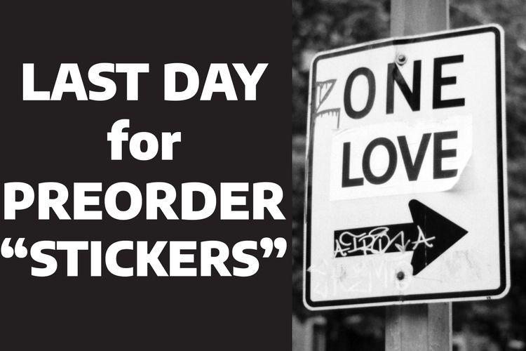 TODAY DAY PREORDER STICKERS jeo - jeophotos | ello