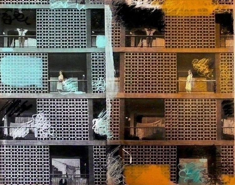 city windows series - herbert v - jenniferdowland   ello
