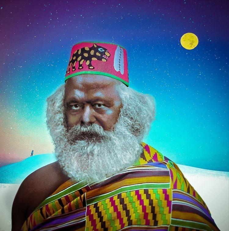 Title: Marx Africa - Communism, USSR - iamnotpablo   ello