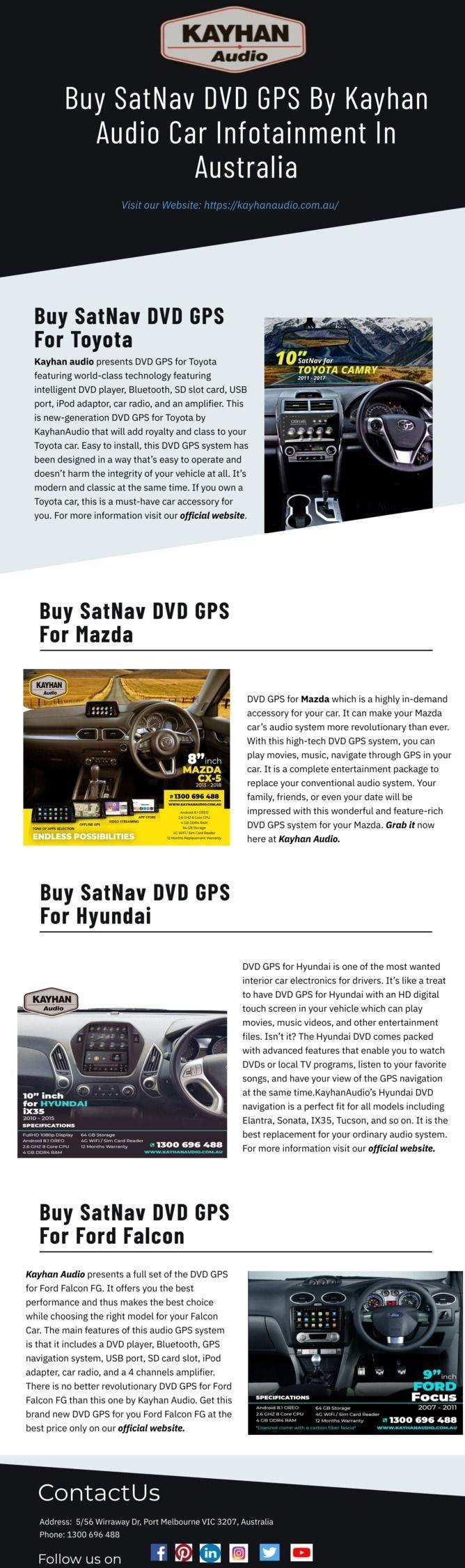 Buy GPS Navigation System Vehic - kayhanaudio | ello