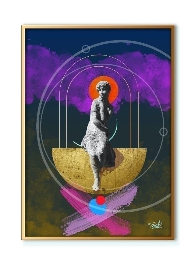 Genius- digital artwork Instant - trinkl | ello