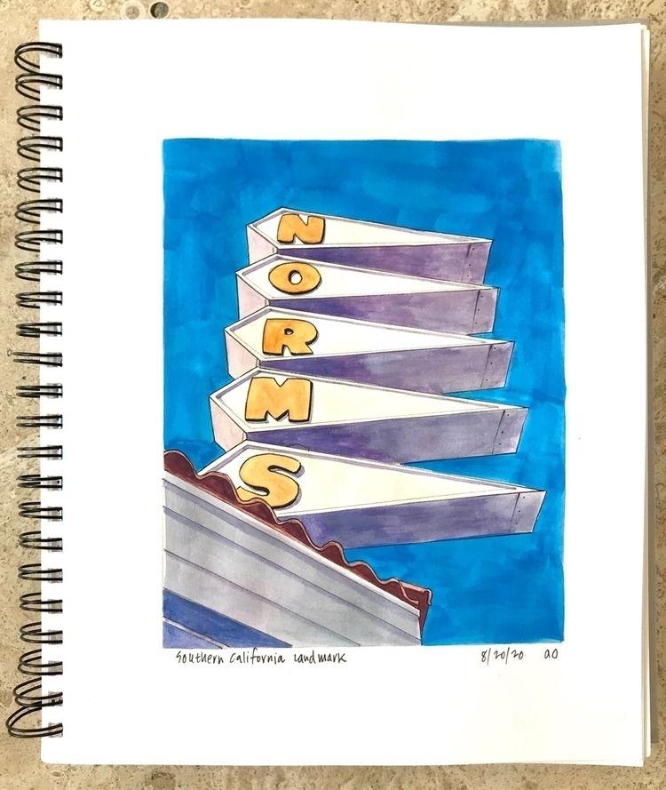 Sketchbook sign - angelaoliverart - angela_oliver_art | ello