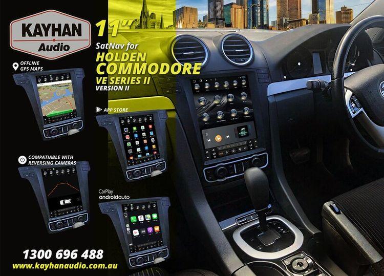 Buy SatNav Holden Commodore Kay - kayhanaudio | ello