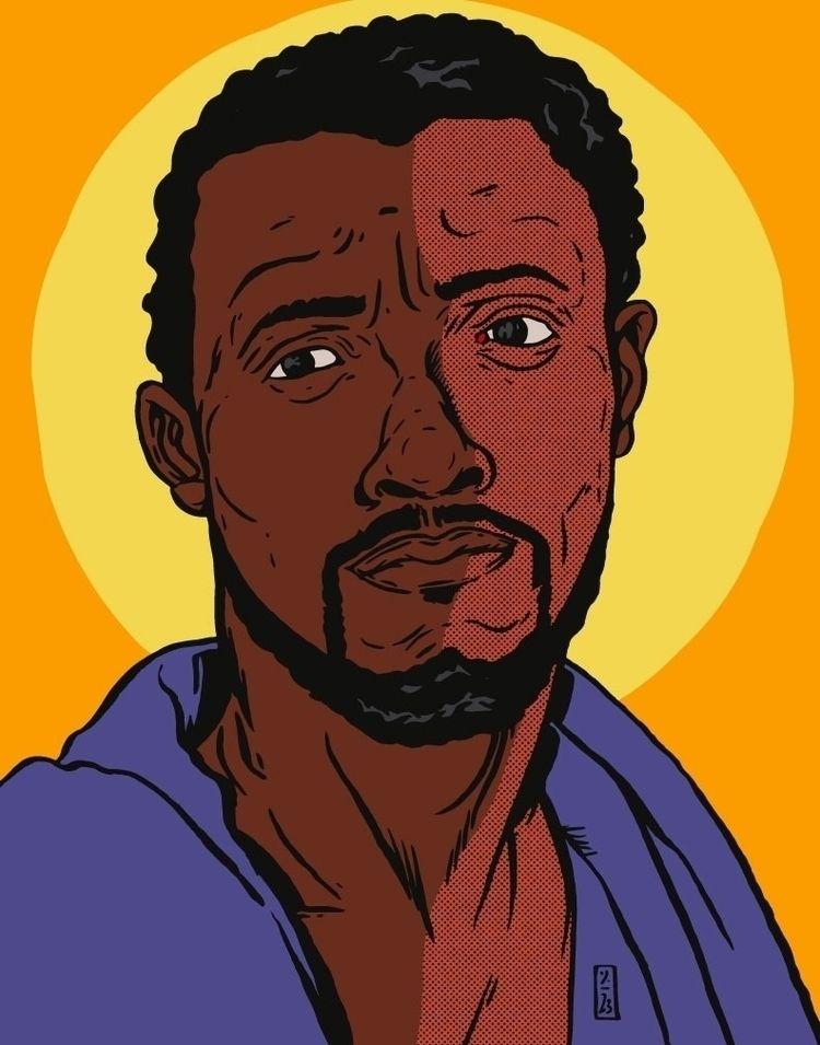 RIP Chadwick Boseman - thomcat23 | ello