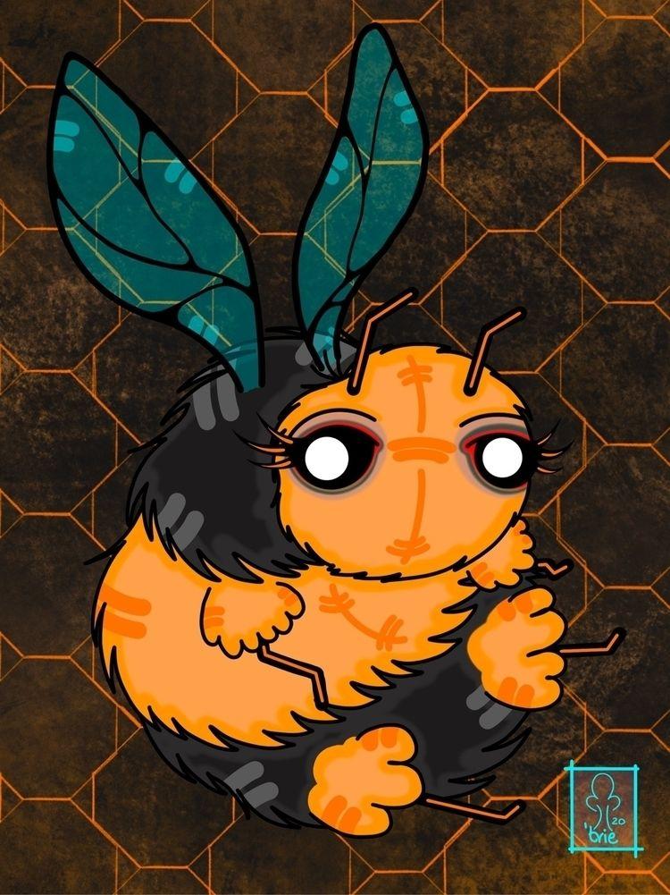 beeeeeeeeeeeee! website: tentac - tentaclemadestudios | ello