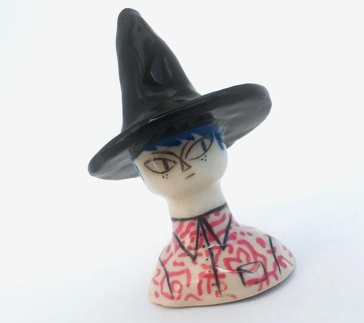 Wizard - bennettron   ello