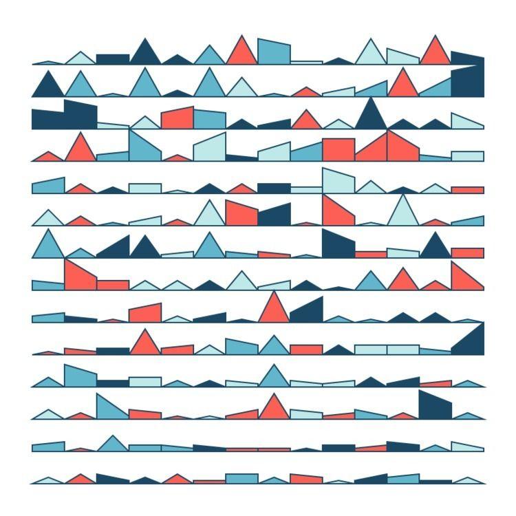 Geometric Shapes / 200908 - sasj | ello